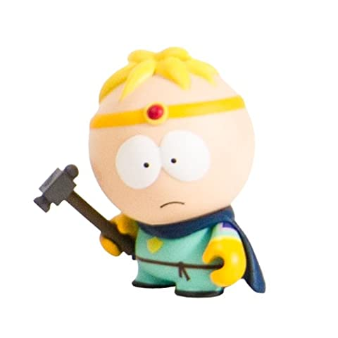 Kidrobot South Park Stick of Truth: Paladin Butters Action Figure - South Park Gnomes
