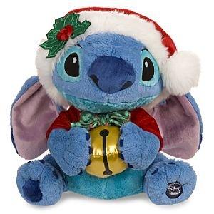 Disney Holiday Stitch Plush Toy -- 12''