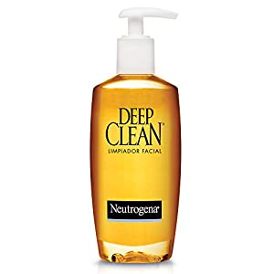 Neutrogena Deep Clean Facial Cleanser, Normal to Oily Skin, 6.7 Ounce