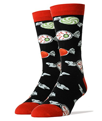 Oooh Yeah Socks ! - Mens Crew - Eye Candy - -