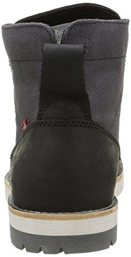 Boots Regular Nero Levi's Uomo Desert Black Stivali Jax Noir 0xax4qtRw