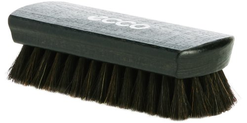 (ECCO Men's Care Shoe Shine Brush, Black, 40 EU/5 M US)