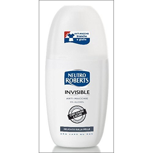 Invisible deodorante Vapo no gas 75 ml NEUTRO ROBERTS AHGRD005994