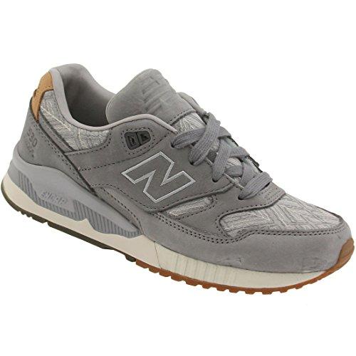 New Balance 530 Encap mujeres zapatilla de deporte gris W530GAR gris