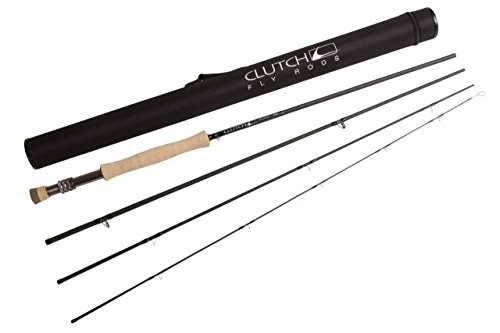 Clutch CORE Fly Rod 12wt 9' 4pc with Codura Case