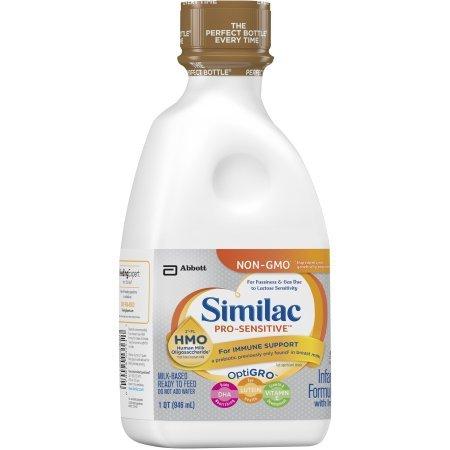 Similac Pro-sensitive Optigro� Non-gmo Ready To Feed 32oz 6ct