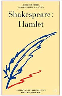 hamlet william shakespeare critical essays amazon co uk  shakespeare hamlet selection of critical essays casebooks series
