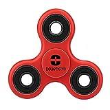 Bluehorn Hands Fidget Spinner Toy Stress Reducer(red)
