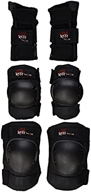 Triple Eight Tricky Youth Wrist/Elbow/Knee Pad Protective Pack