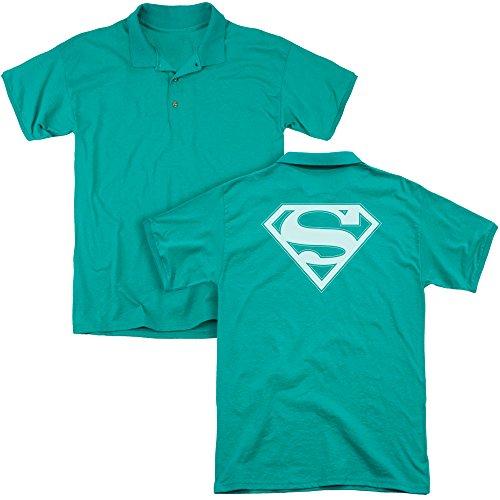 Superman All American Shield Adult Regular Fit T-Shirt