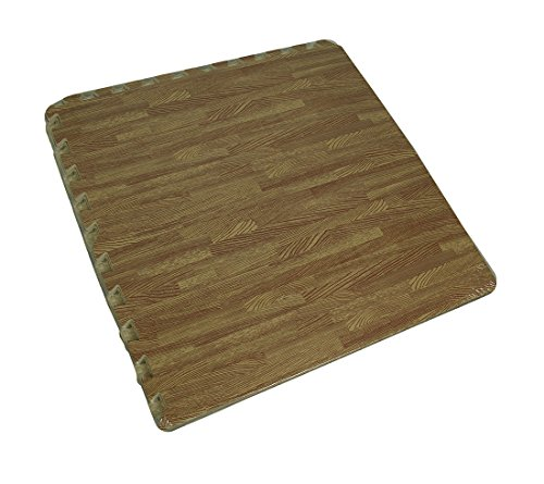 iit Wood Grain Floor Mat, 24