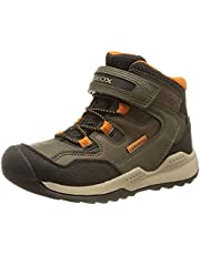 Geox J Teram Boy B Abx A jongens sneakers.