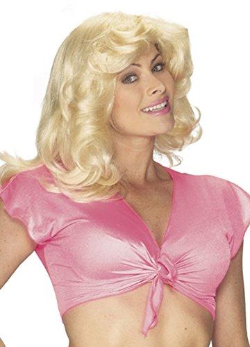 Sandy Olsson Costumes (Sandy Blonde 70's Wig)
