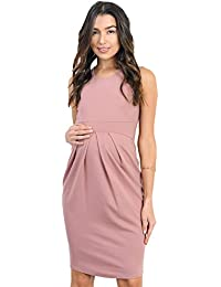 Tea Length Maternity Dresses