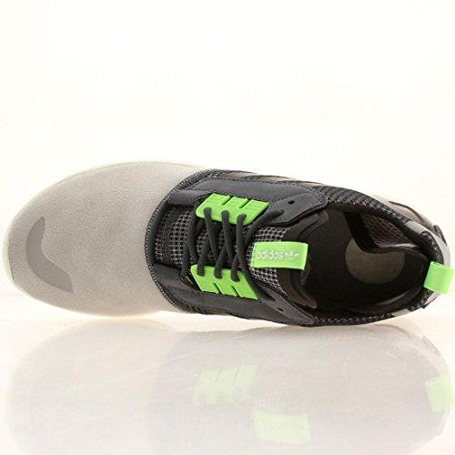 Adidas Mens Zx 8000 Boost Originali Scarpe Da Corsa In Grassetto Onice