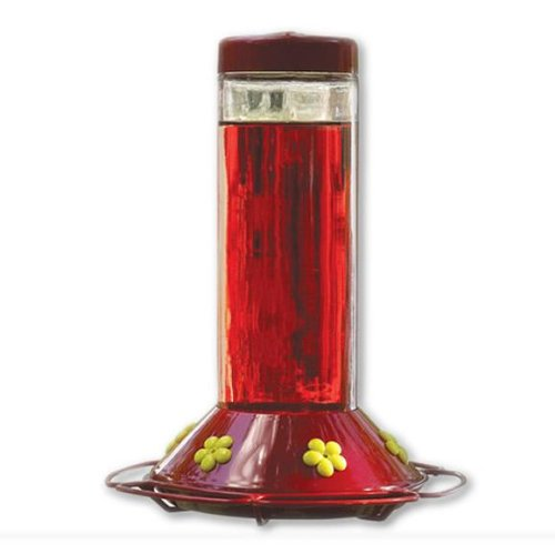Perky-Pet 209 Our Best 30-Ounce Glass Hummingbird Feeder, My Pet Supplies