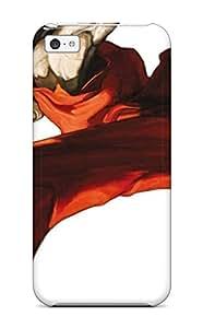Tpu JakeNC Shockproof Scratcheproof Ken Street Fighter Hard Case Cover For Iphone 5c