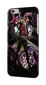 "S1719 Jojo Bizarre Adventure Kujo Jotaro Case Cover For IPHONE 6 PLUS (5.5"") by Maris's Diary"
