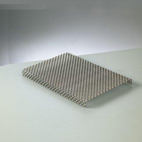 pour Four /à Haute temp/érature Efco Grille de Cuisson 18 cm x 12 cm