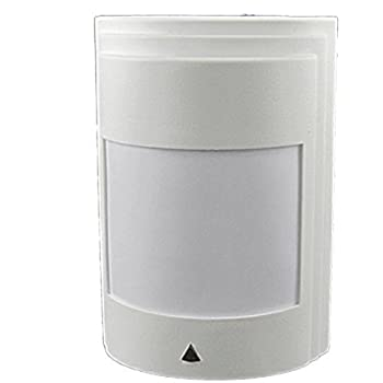 eDealMax Alarma Inicio de seguridad inalámbrica por infrarrojos del Sensor de movimiento PIR