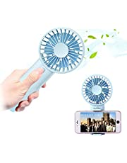 Mini Handheld Fan Portable USB
