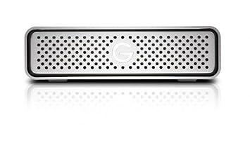 G-Technology G-DRIVE USB 4000GB Plata - Disco duro externo (4000 GB, USB Tipo B, 3.0 (3.1 Gen 1), 7200 RPM, 165 Mbit/s, Plata) 0G03595