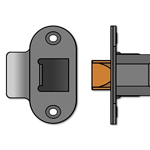 Union HD26 Heavy Duty Tubular Latch with Square Radius 82mm by - Union Square Shopping