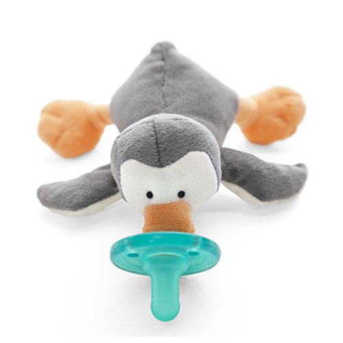 Wubbanub-Infant-Pacifier-Baby-Penquin