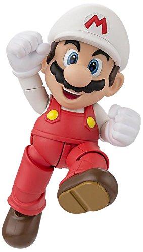 Bandai Tamashii Nations S.H.Figuarts Fire Mario