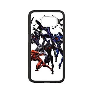 Samsung Galaxy S6 White phone case Neon Genesis Evangelion Christmas gifts for boys and girls OPC9480167