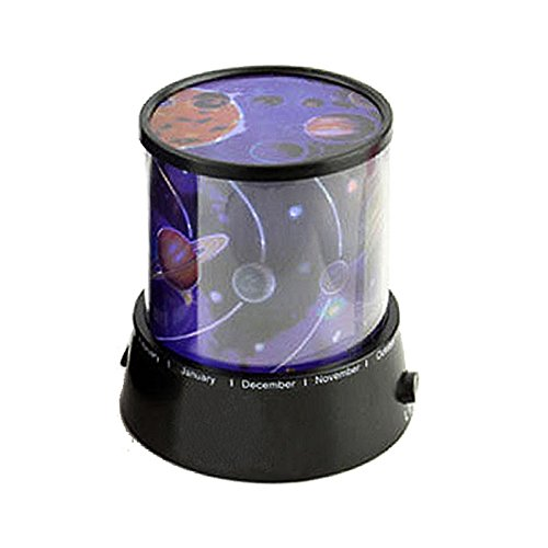 Rotatable LED universe Master star light Cosmos Sky Star Master LED Projector Lamp lighting Gift toy for baby