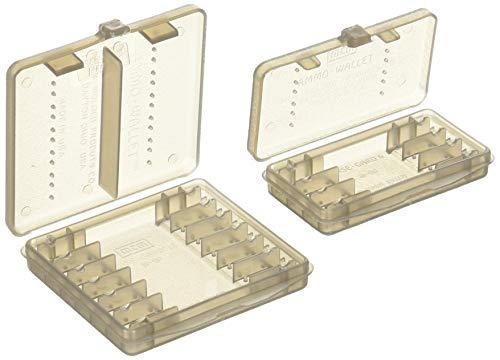 MTM Case-Gard Ammo Wallet Med Hndgn 12Rd - Clr Smoke