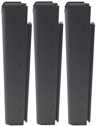 (SportPro CYMA 450 Round Metal High Capacity Magazine for AEG M1A1 3 Pack Airsoft - Black)