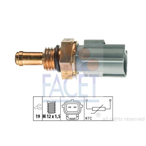 Facet Coolant//Oil//Fuel Temperature Senders 7.3234