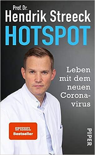 Buch: Hotspot: Leben mit dem neuen Coronavirus