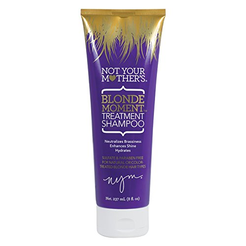 Not Your Mother's Blonde Moment Treatment Shampoo, 8 Ounce