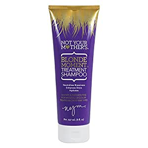 not your mother 39 s blonde moment treatment shampoo 8 ounce beauty. Black Bedroom Furniture Sets. Home Design Ideas
