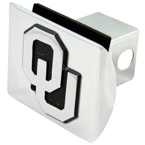 Oklahoma Sooners Hitch Cover - 8