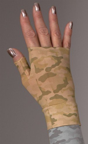 LympheDivas 30-40 mmHg Camouflage Compression Gauntlet - Camouflage Compression Gauntlet