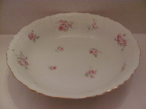 Antique Austrian Round Vegetable BOWL (approx. 9 7/8