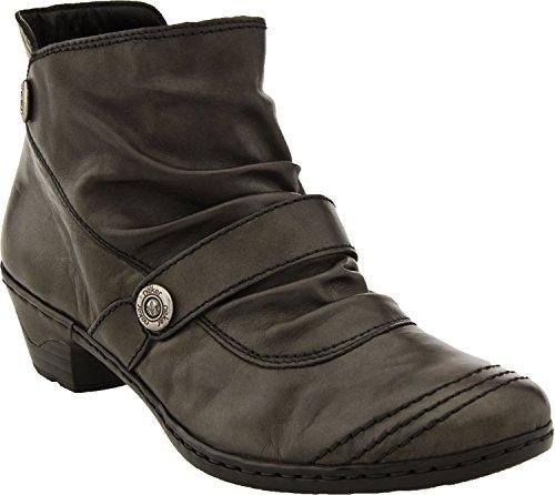 Women's Rieker, Lynn Ankle Boots SMOKE 37 M