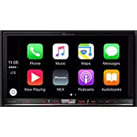 Pioneer AVIC8100NEX 7 Capacitive Touchscreen Display Double DIN with Bluetooth