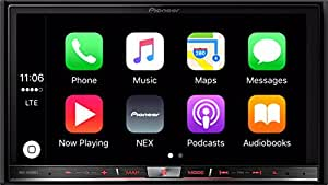"""Pioneer AVIC8100NEX 7"""" Capacitive Touchscreen Display Double DIN with Bluetooth"""