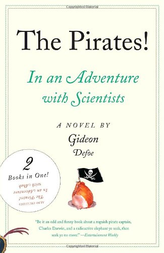 The Pirates! An Adventure with Scientists & An Adventure with Ahab
