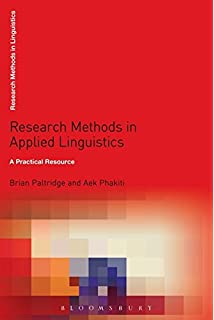 Amazon an az of applied linguistics research methods research methods in applied linguistics a practical resource research methods in linguistics fandeluxe Gallery