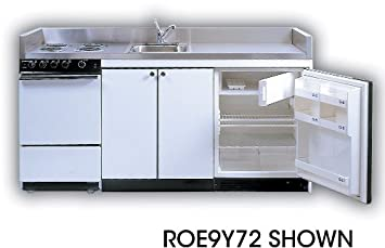 Captivating Acme Custom Colors Compact Kitchen ROE9Y78