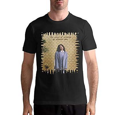 Alessia Cara Mens Round Neck T-Shirt