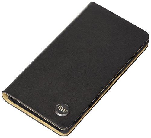 QIOTTI QX-B-0115-00-SXZ5 Booklet Q.Book Carrier Premium Echtleder für Sony Xperia Z5 schwarz