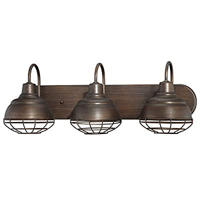 Millennium Lighting 5423-RBZ Vanity Light Fixture
