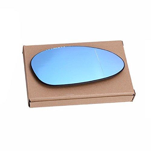 Left Side Heated Wing Mirror Glass+Backing Plate for BMW E82 E88 E85 E90 E91 M3